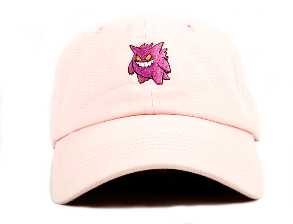 Art and Ink Pink Dad Hat