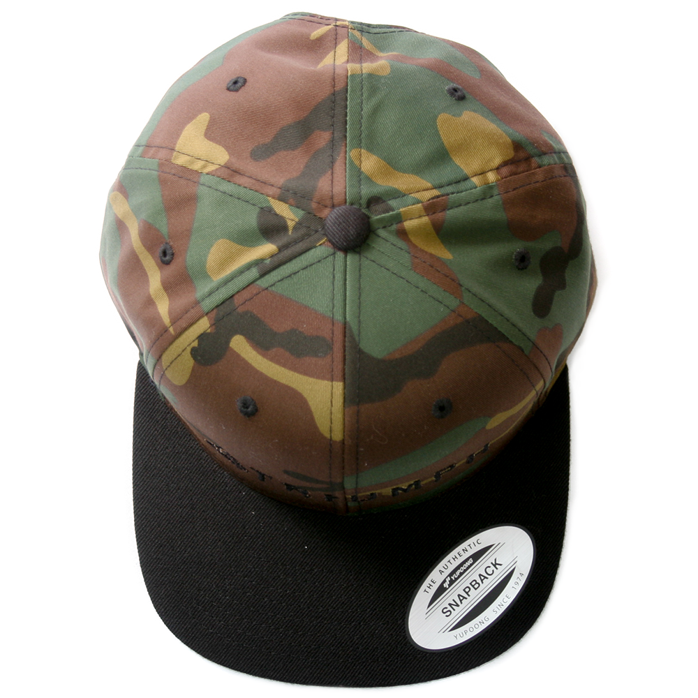 Art and Ink Triumph Capital Camo Cap