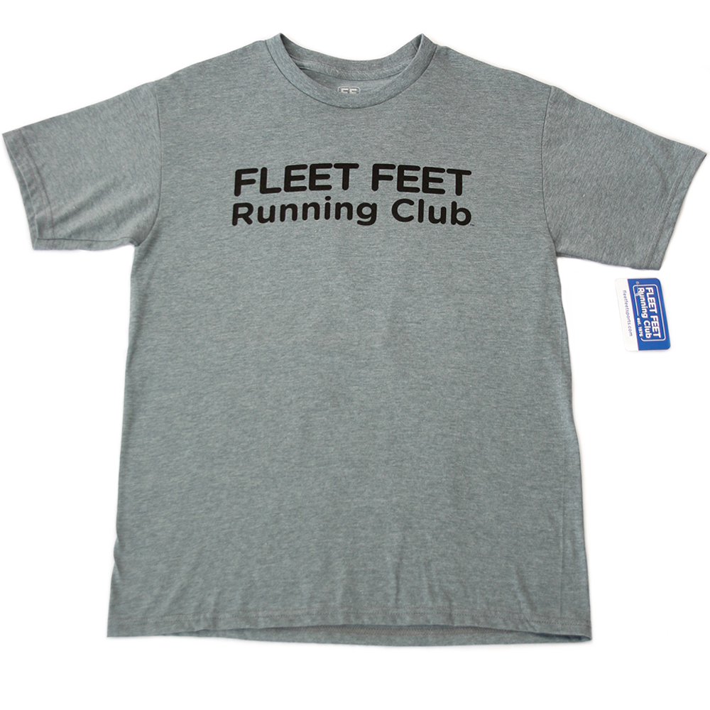 Art and Ink Fleet Feet Running Bi-blend T-shirt
