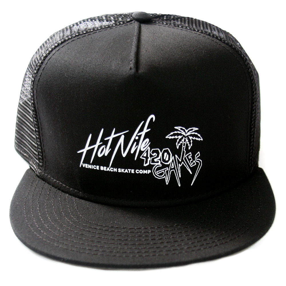 Art and Ink Hot Nife Trucker Cap