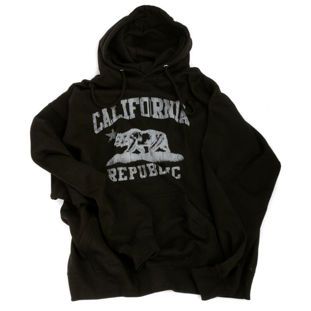 Art & Ink California Republic Branded Hoodie