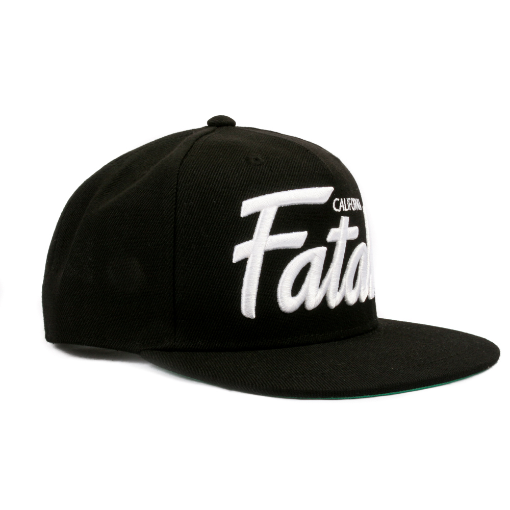 Art & Ink Fatal Snap back