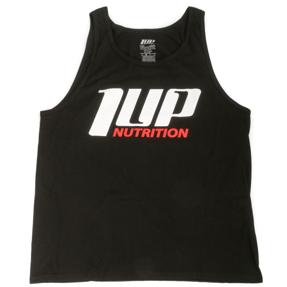 Art & Ink Branded Tank Top Up Nutrition