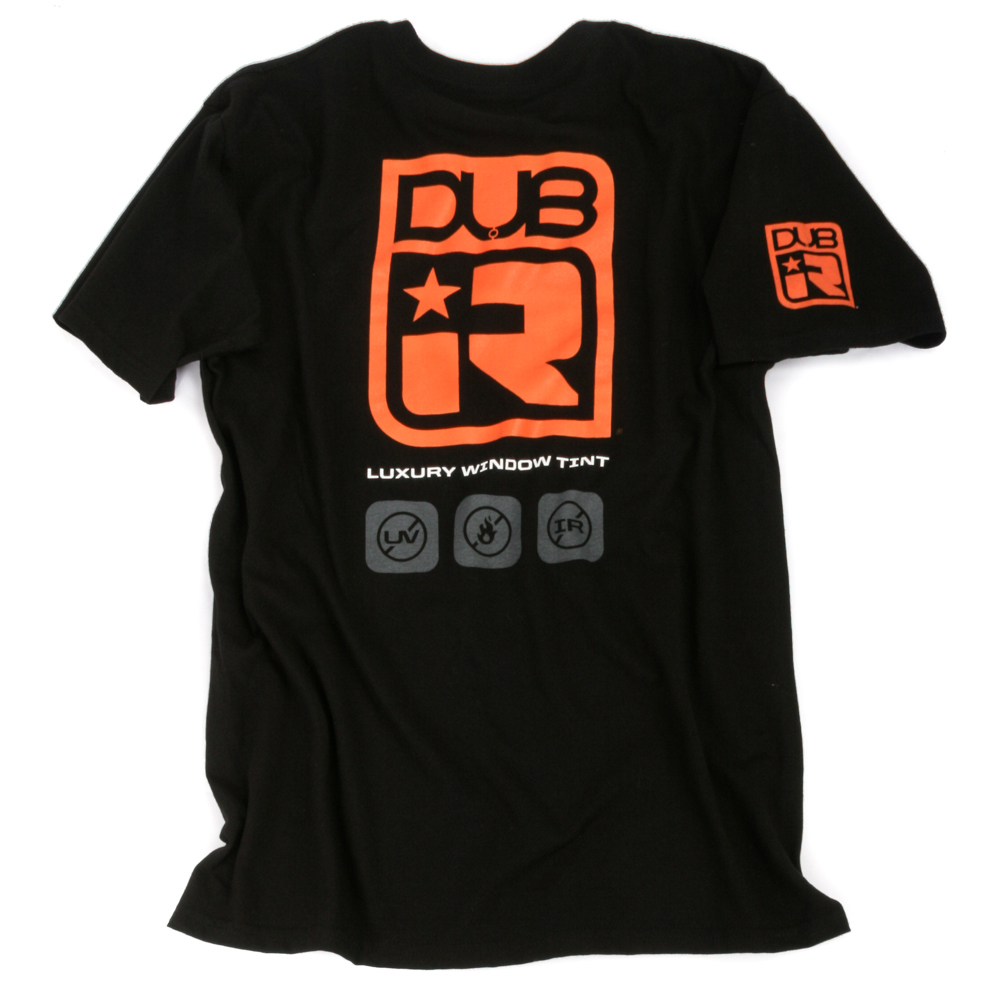 Art & Ink branded t-shirt Dub Tint