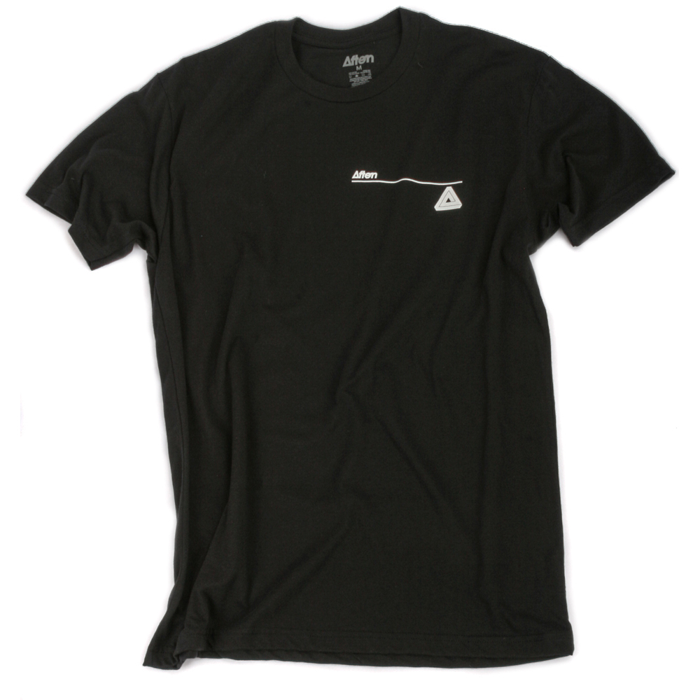 Art and Ink Afton Black Branded T-shirt