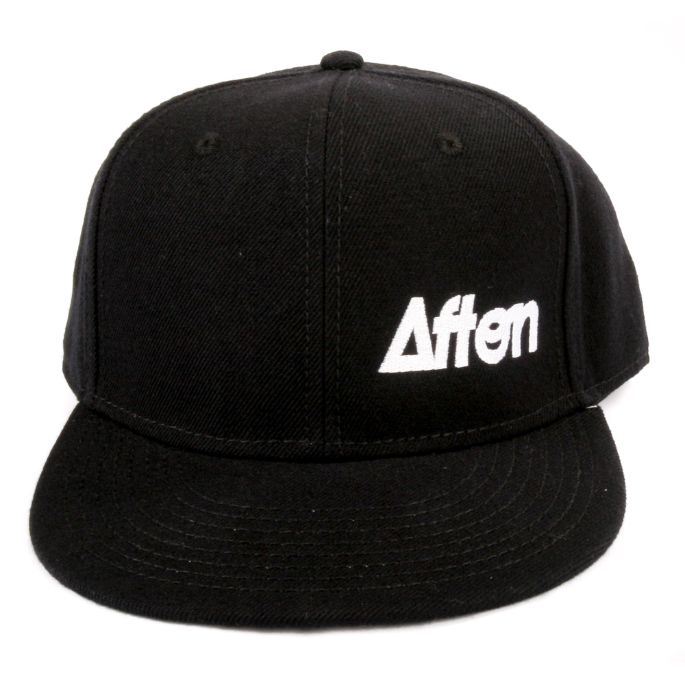 Art and Ink Black Embroidered Cap