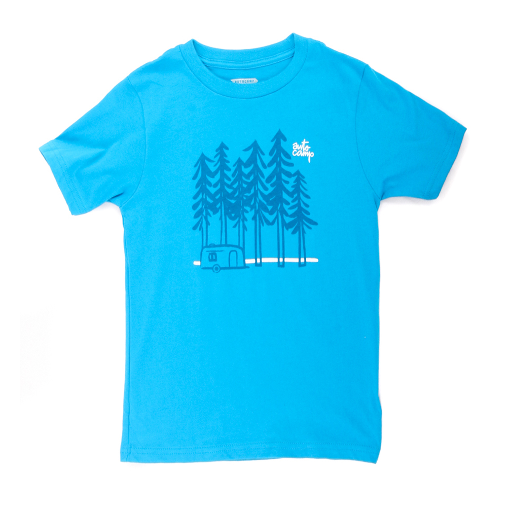 Autocamp Printed Bi-blend t-shirts