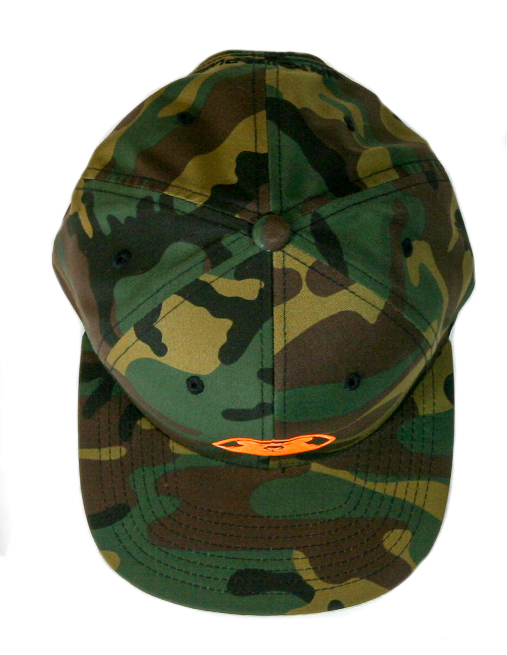 Art and Ink Waypoint Public Camo FlexFit Snapback Cap
