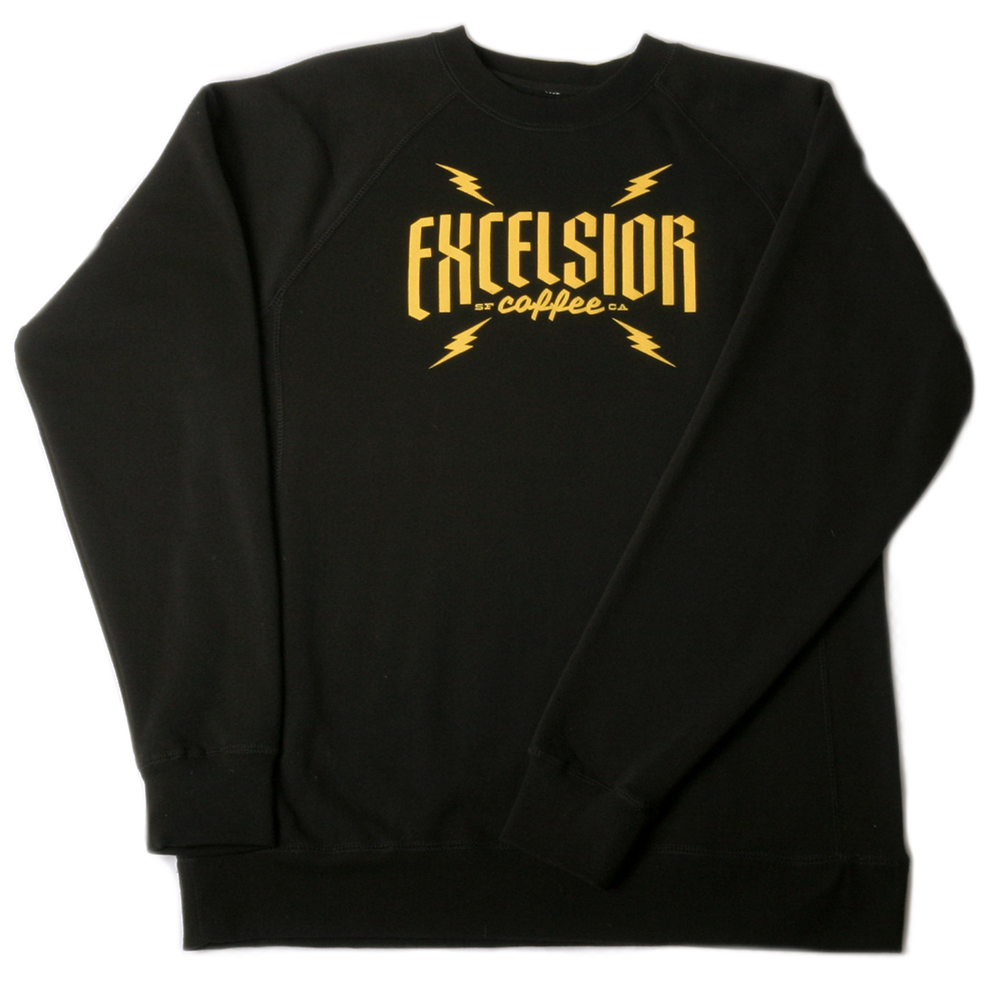 Art and Ink Excelsior Crew neck Fleece