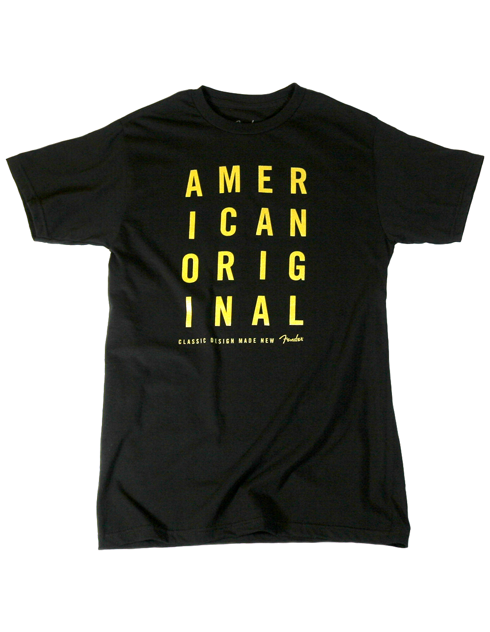Art and Ink Fender American Original black t-shirt