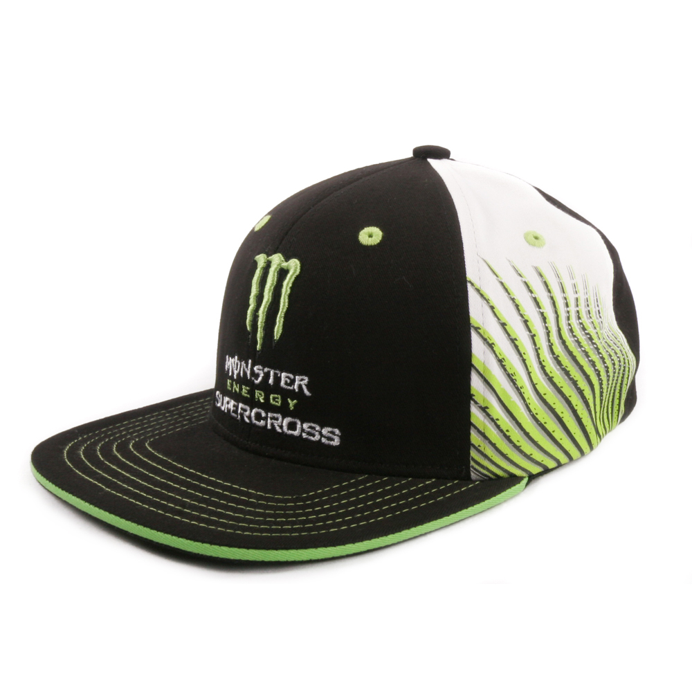 Art and Ink Monster Energy Drink Cap