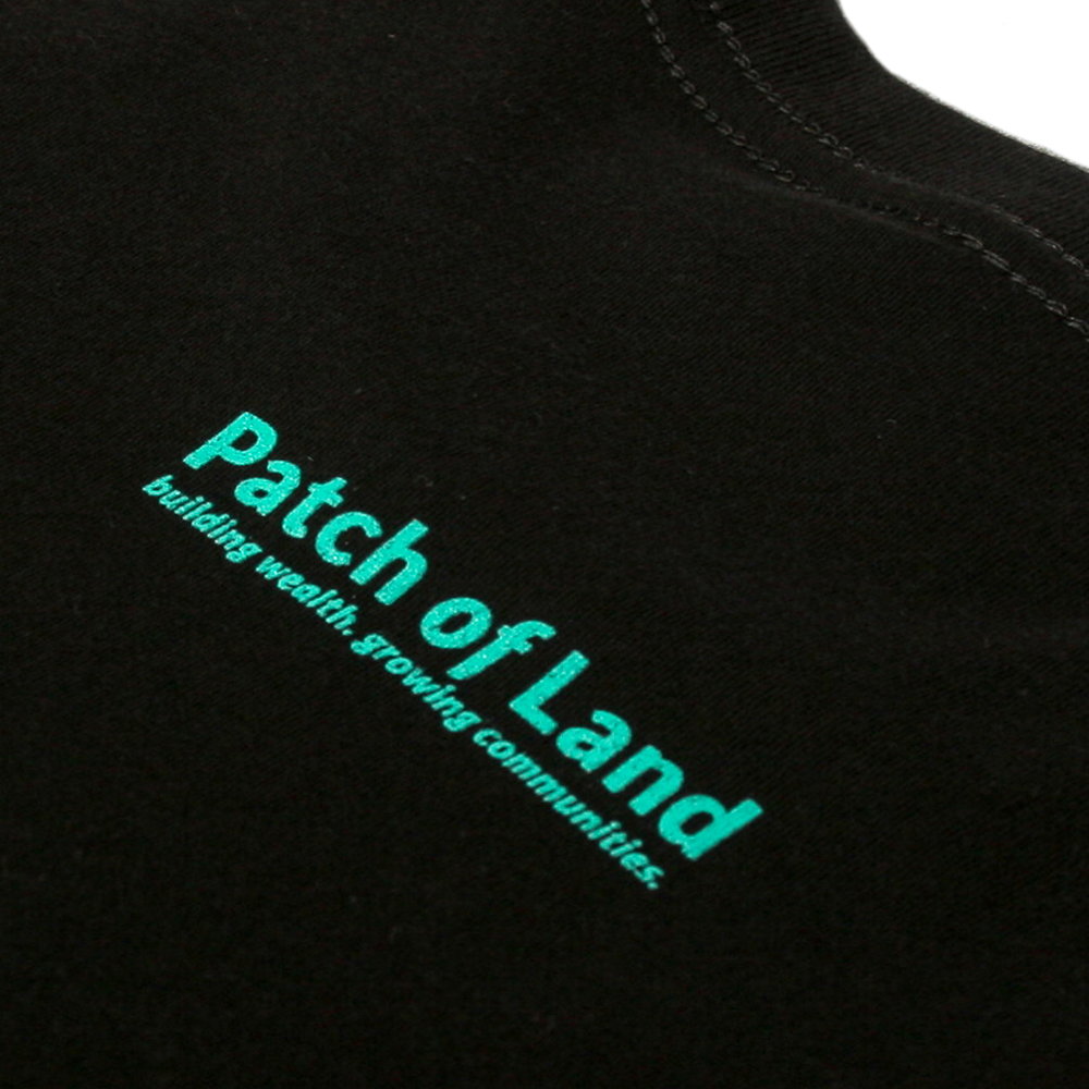 Art and Ink Patch of land Branded tees Without Rush Fees