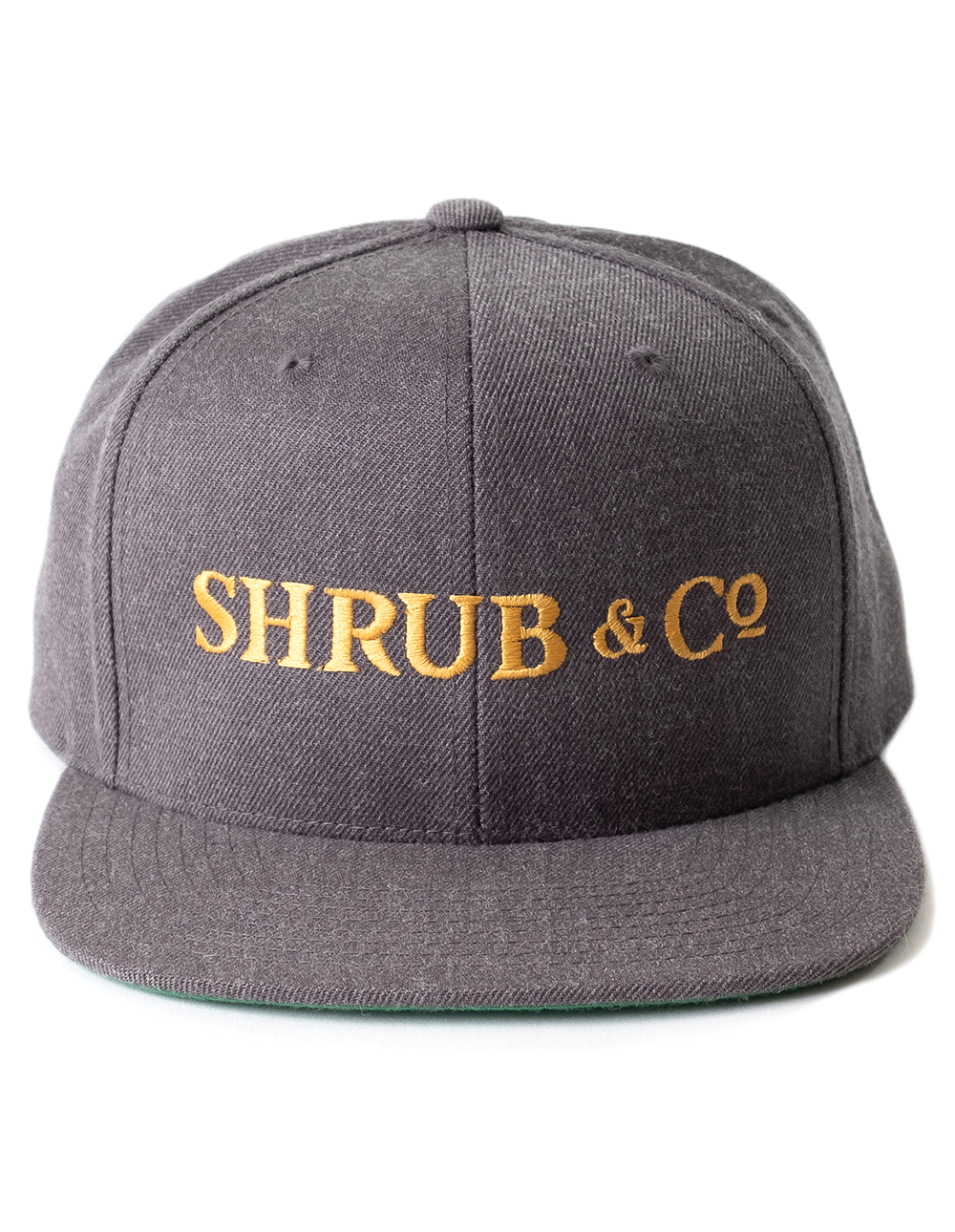Art & Ink Shrub & Co. Branded Caps