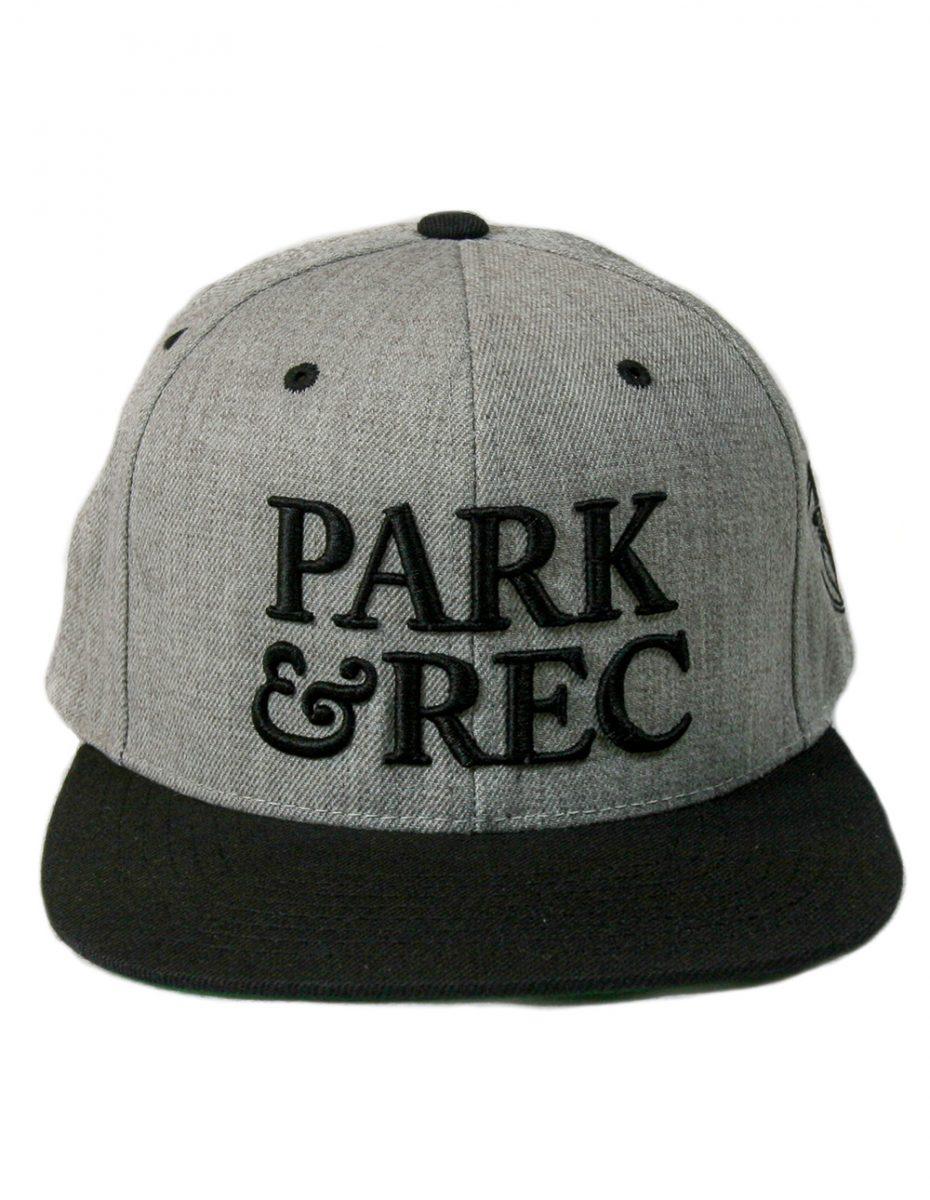 Art and Ink Park & Rec Branded Cap