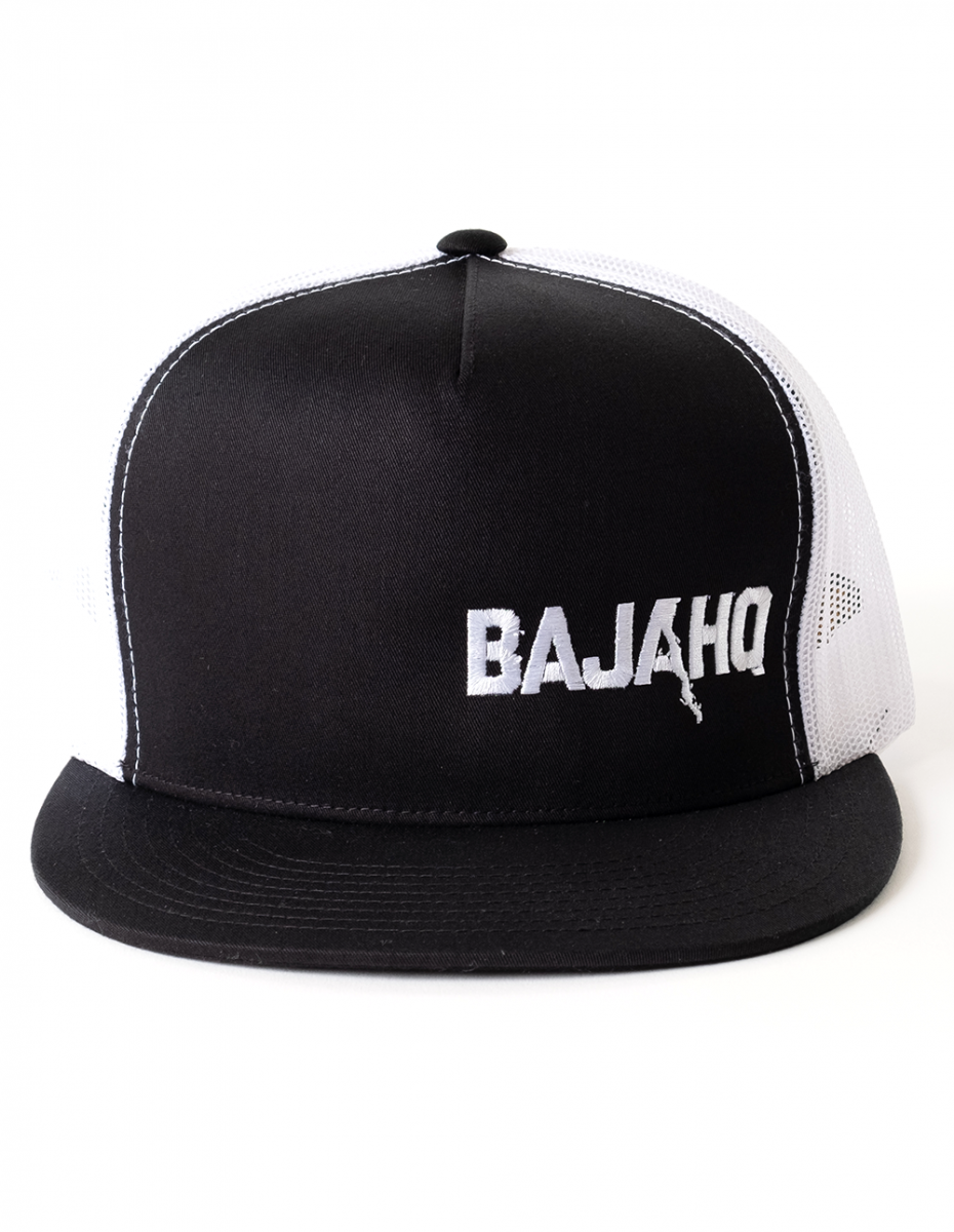Art and ink baja-hq-branded-trucker-cap