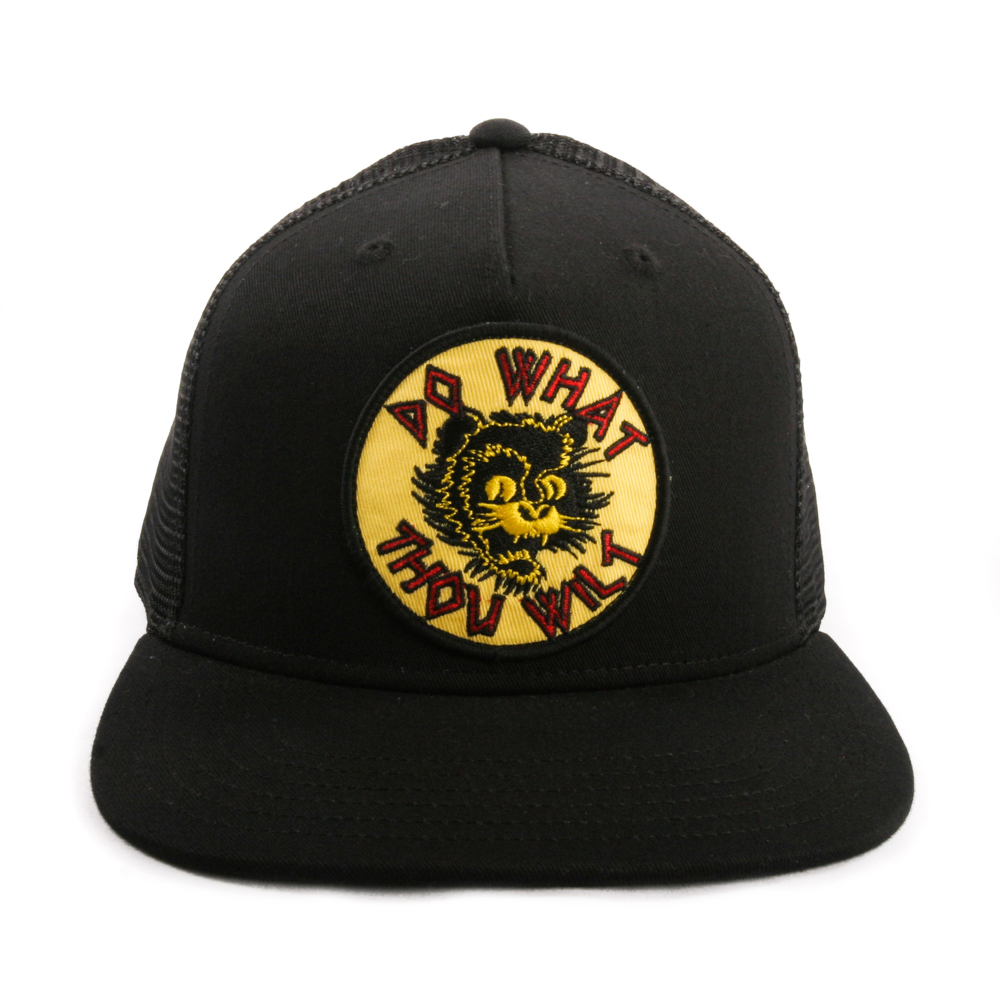 Art and Ink Do What Thou Wilt Trucker Cap