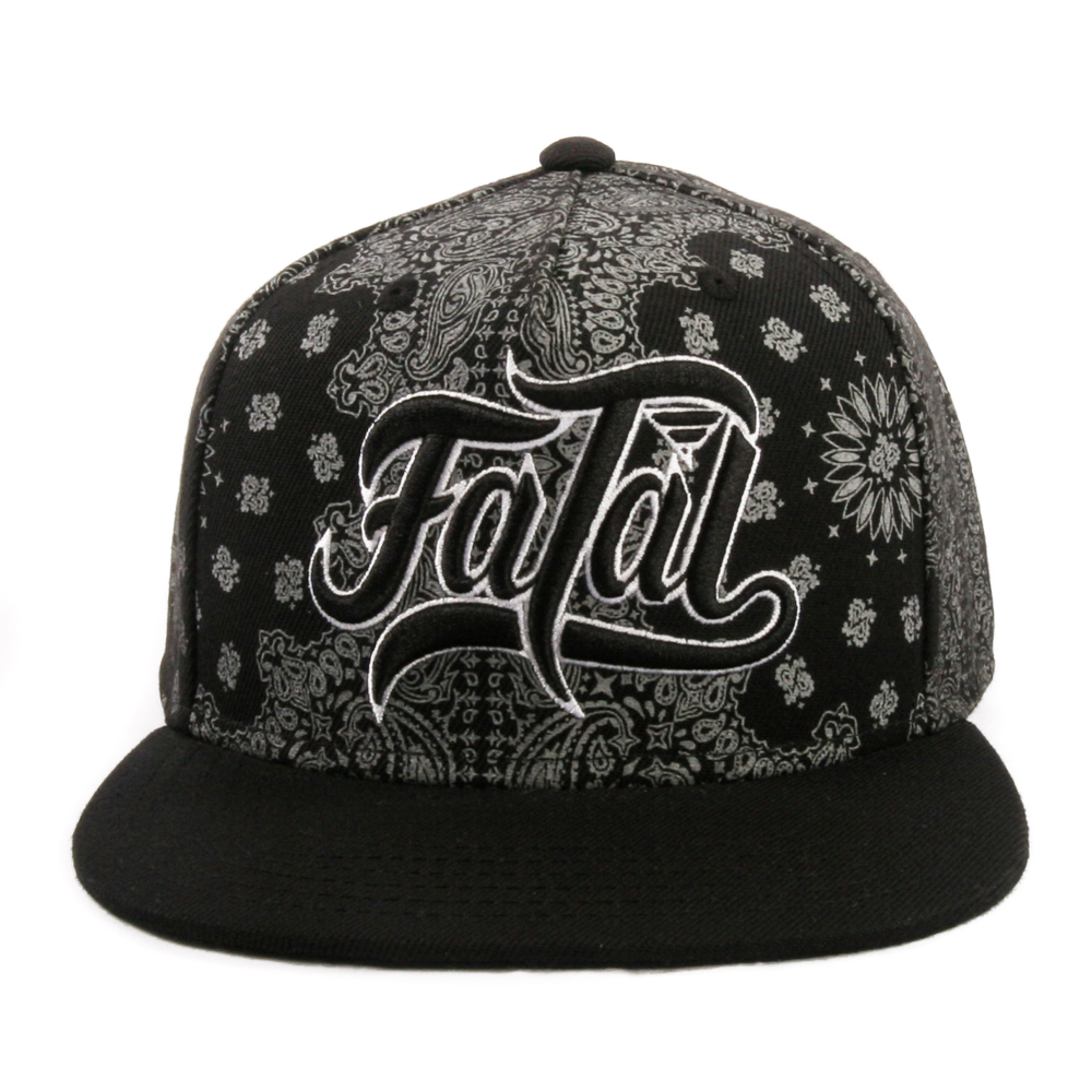 Art and Ink Fatal Embroidered Cap