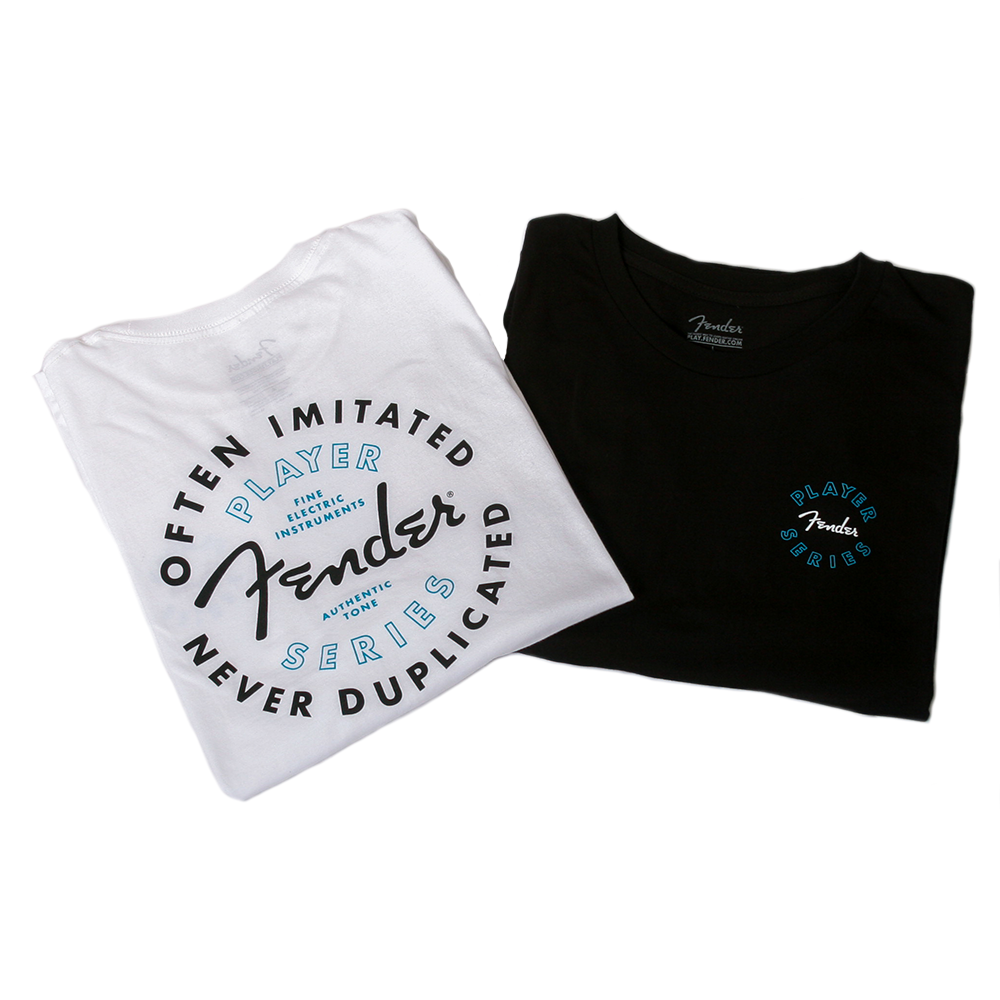 Art and Ink Fender T-Shirt Player Series