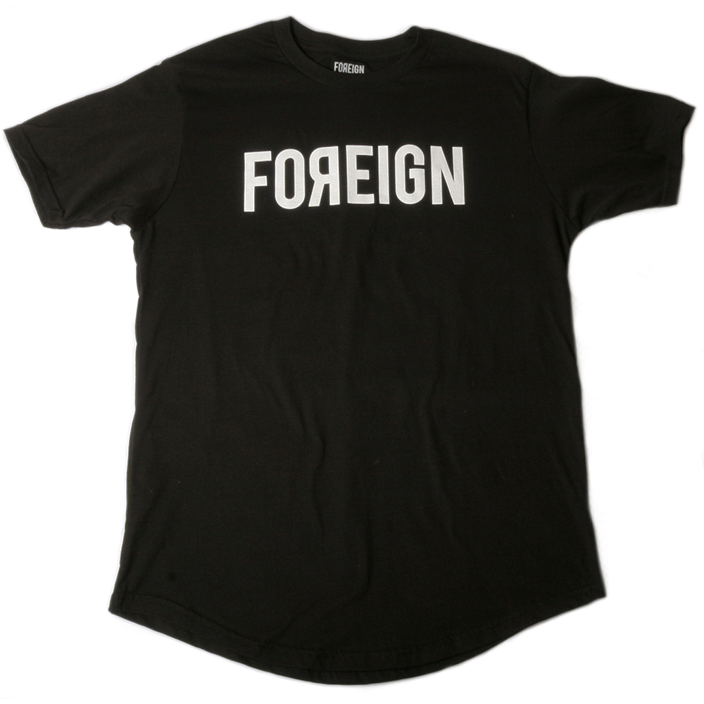 Art and Ink Foreign T-Shirt