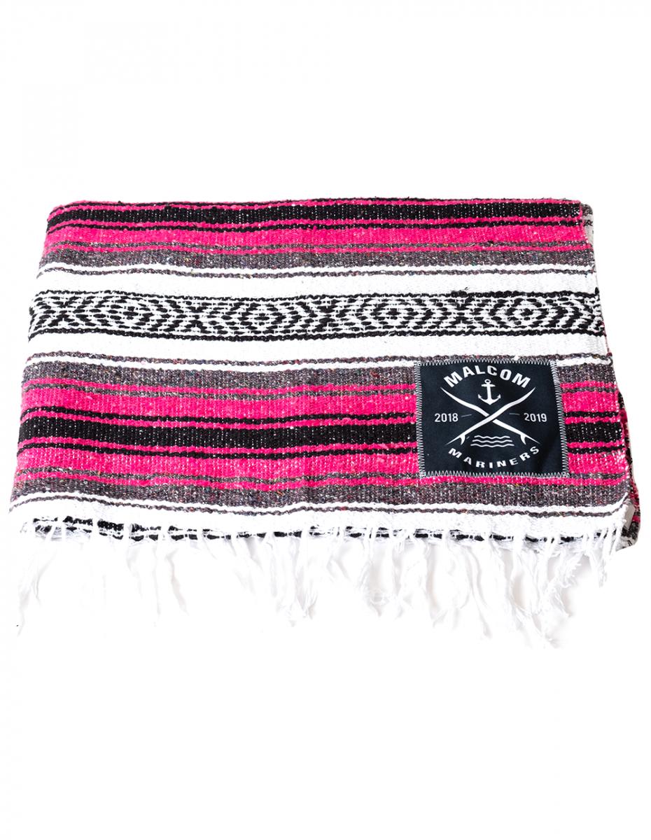 Art and Ink Branded Baja Blanket