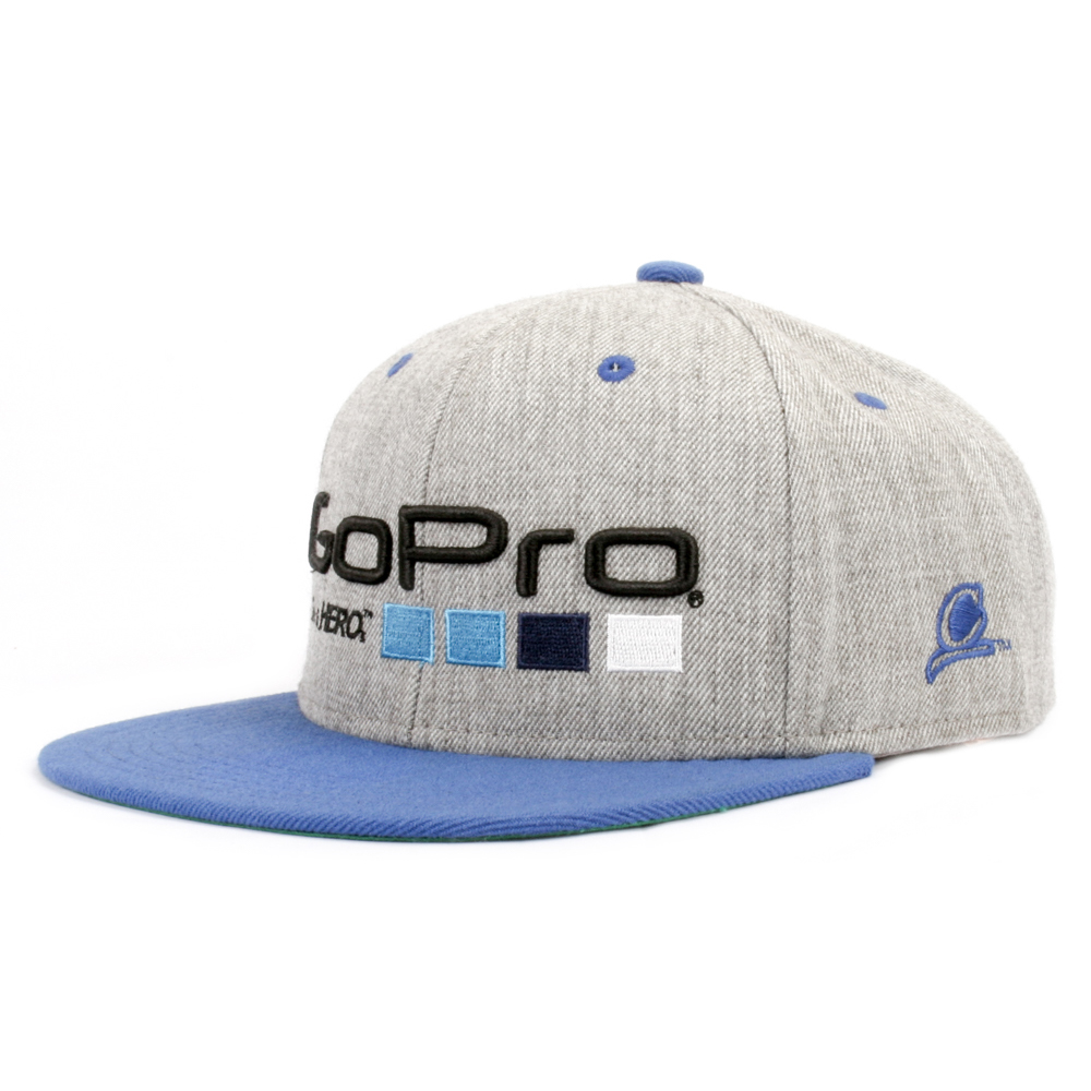 Art and Ink Go Pro Snap Back Cap